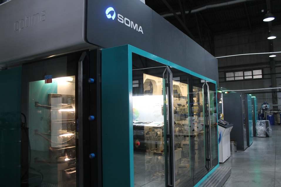 Новая производственная линия позволила предприятию «Нео-Пак» выйти в новые сегменты рынка 1