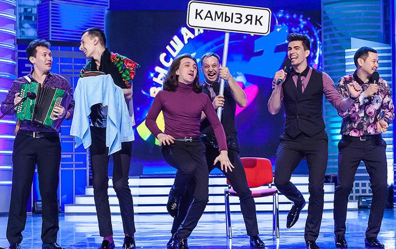 Сборная Камызякского края по КВН