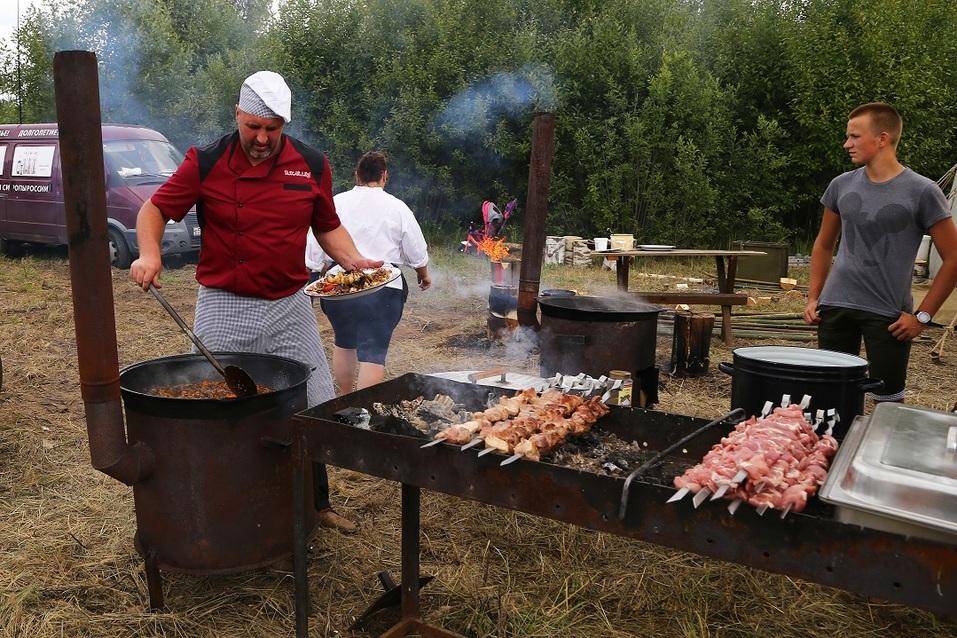 «Брутально, мужественно и красиво». Как лесорубы соревновались под Нижним Новгородом. ФOTO 18