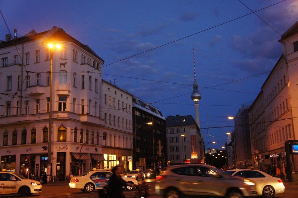 В Берлине очень много людей и очень мало квартир