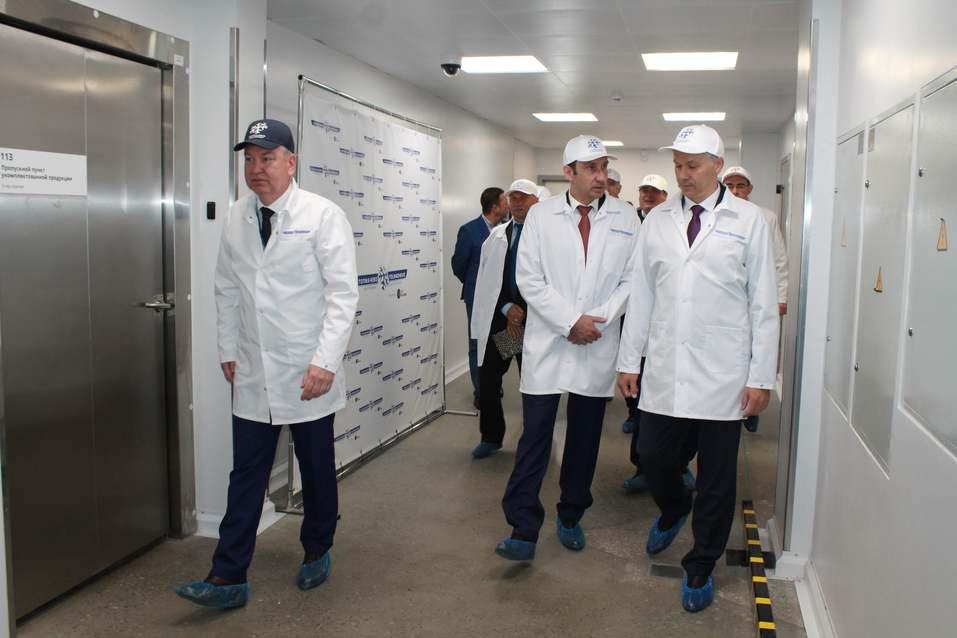 Аэропорт Толмачево запустил новую фабрику бортпитания на 16 тысяч рационов в сутки  6