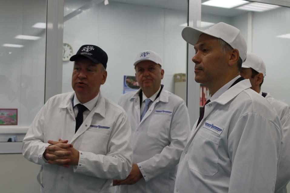 Аэропорт Толмачево запустил новую фабрику бортпитания на 16 тысяч рационов в сутки  9