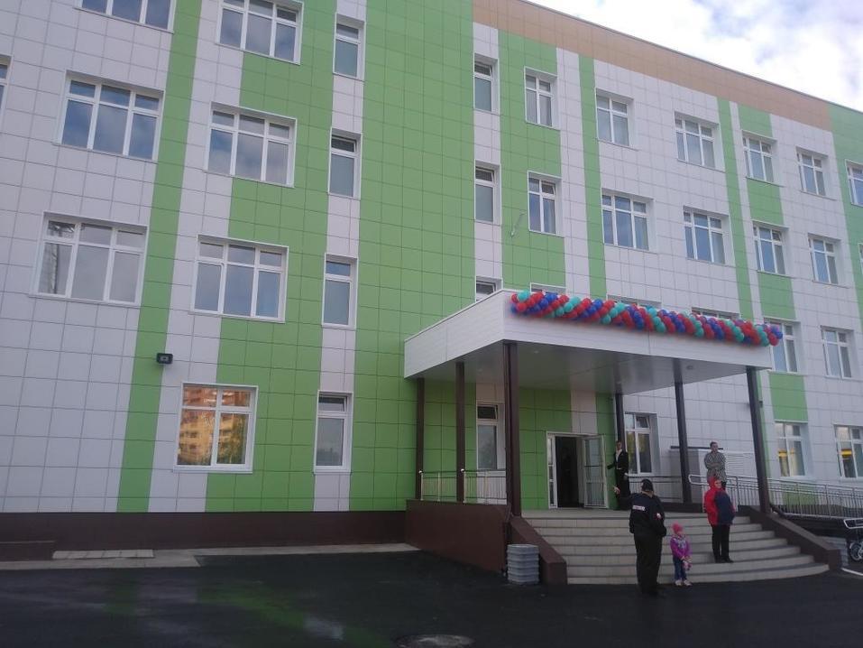 Крупный инвестпроект завершен: «Стрижи» открыли обновленную школу в своем микрорайоне 6