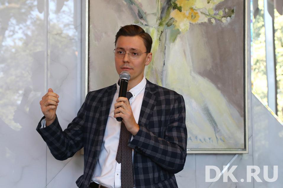 Типы продажников, digital-маркетинг и налоги. О чем говорили на бизнес-завтраке DK? 2