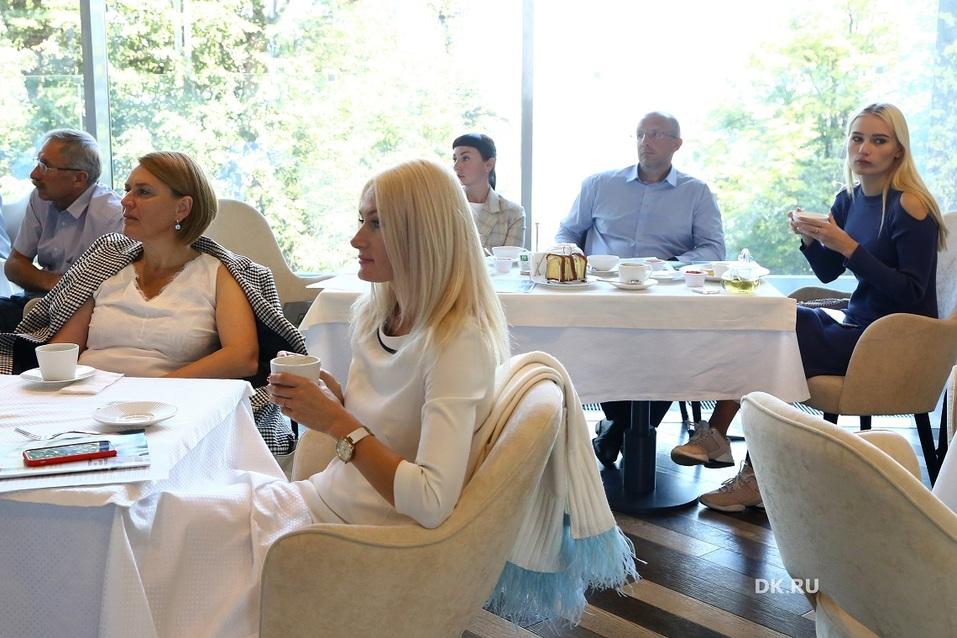 Типы продажников, digital-маркетинг и налоги. О чем говорили на бизнес-завтраке DK? 8