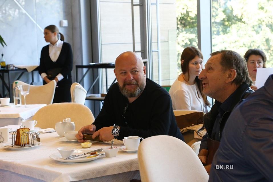 Типы продажников, digital-маркетинг и налоги. О чем говорили на бизнес-завтраке DK? 14