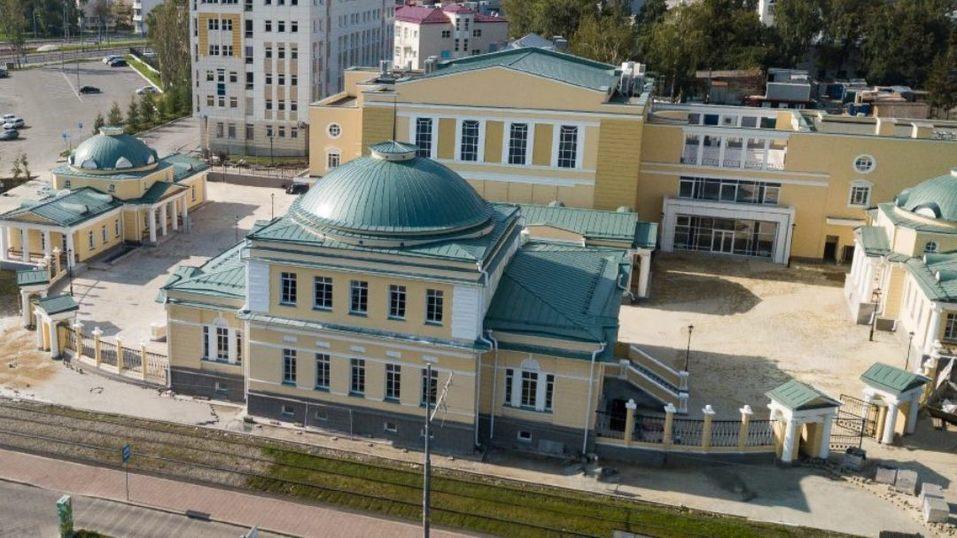 Дмитрий Пумпянский презентовал «Синара-Центр» стоимостью 2 млрд руб.  1