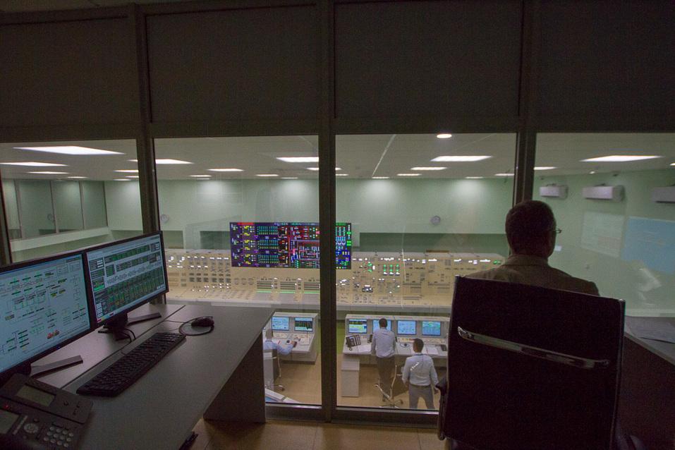 Как работают операторы мощнейшего в мире реактора на Белоярской АЭС / ФОТО 4
