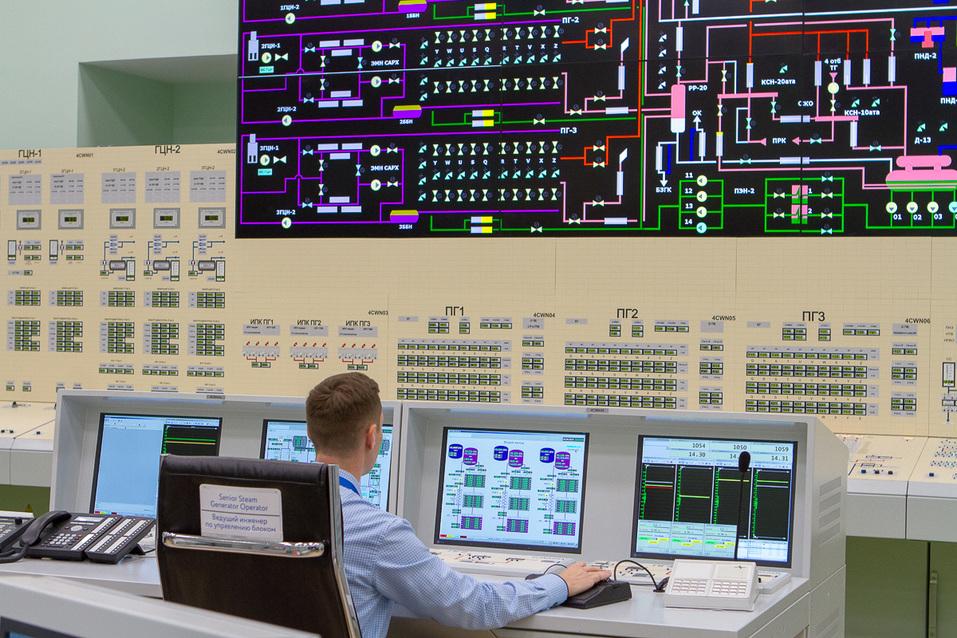 Как работают операторы мощнейшего в мире реактора на Белоярской АЭС / ФОТО 6