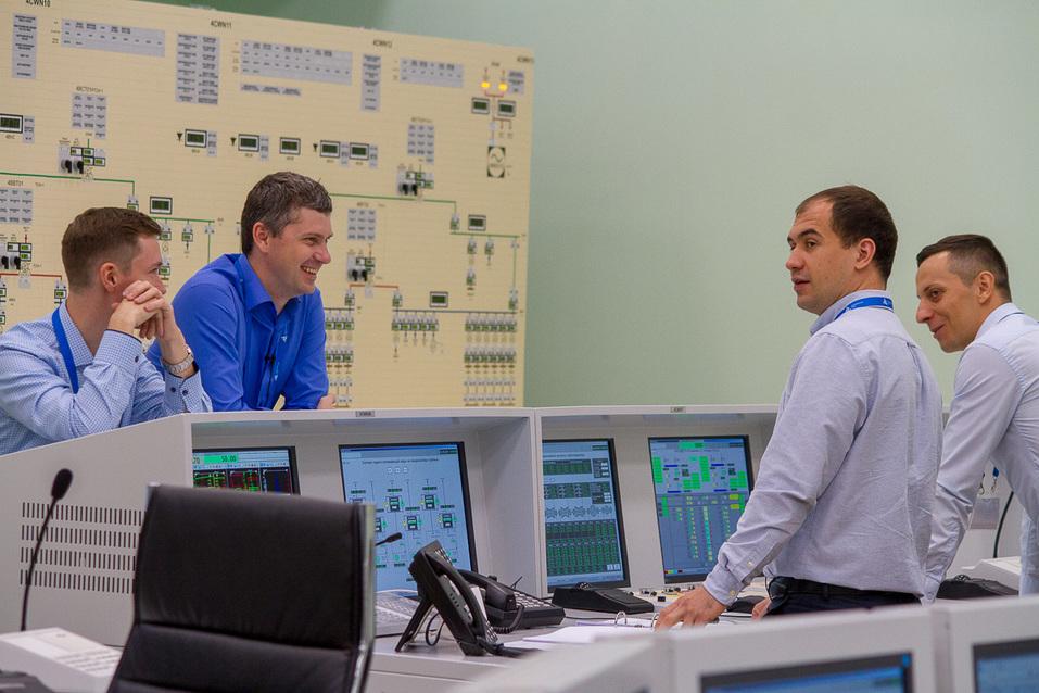 Как работают операторы мощнейшего в мире реактора на Белоярской АЭС / ФОТО 8