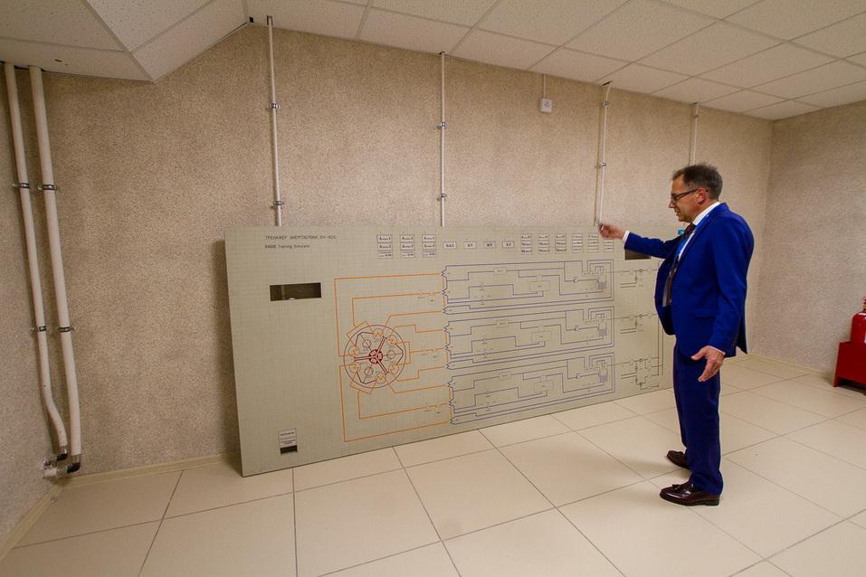 Как работают операторы мощнейшего в мире реактора на Белоярской АЭС / ФОТО 10