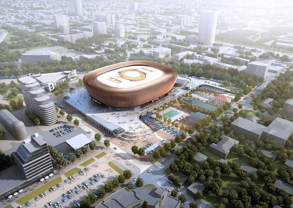 Мегапроект Козицына больше ничто не держит. Новые подробности стройки на 10 млрд. руб. 1