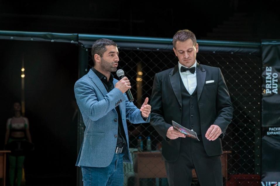 8 сентября прошел очередной турнир по ММА «Hall of Fame» в Новосибирске 1