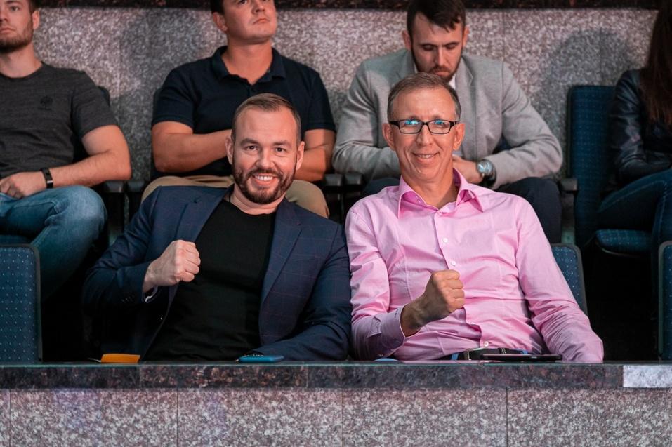 8 сентября прошел очередной турнир по ММА «Hall of Fame» в Новосибирске 5