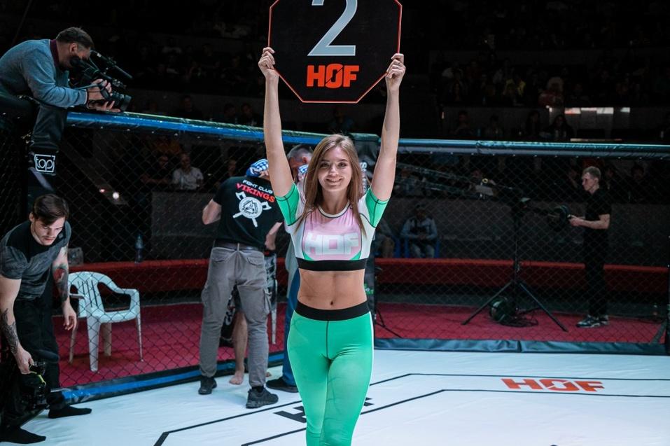 8 сентября прошел очередной турнир по ММА «Hall of Fame» в Новосибирске 6
