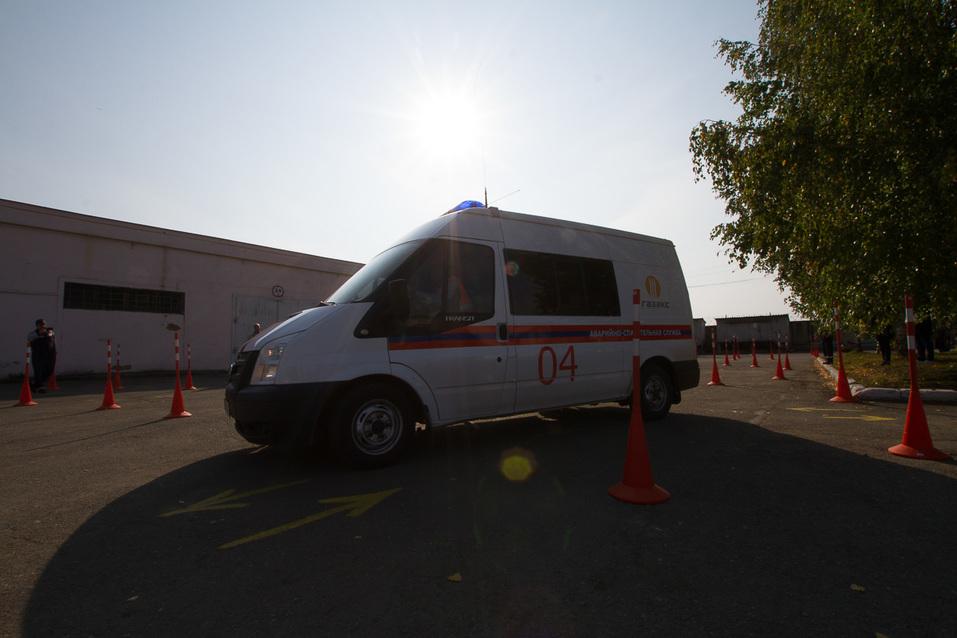 Трасса для работников аварийной службы