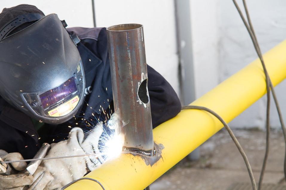 Врезка в газопровод под давлением