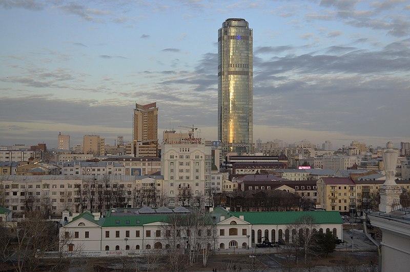 БЦ Высоцкий