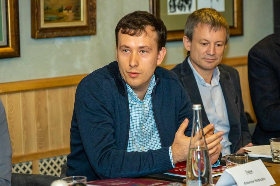 ДК представляет участников номинаций «Промышленник года» и «Финансист года» 3