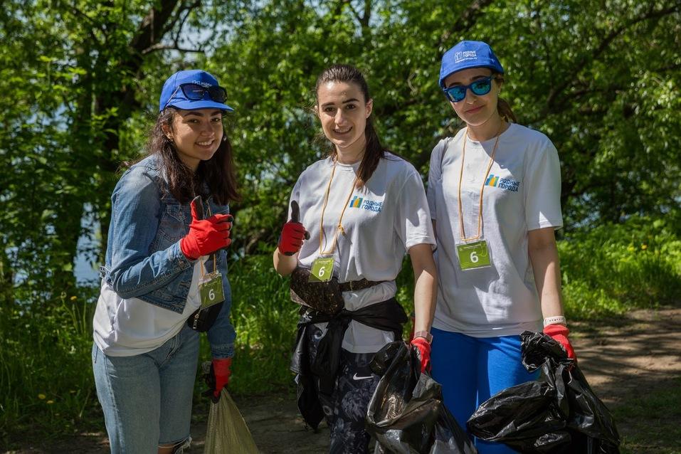 Всемирный день чистоты в формате корпоративного эко-квеста Чистые игры. Впервые в городе! 1