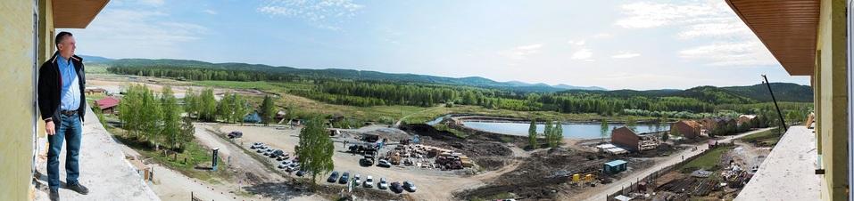 В технополис возле «Солнечной долины» будет инвестировано 25 млрд рублей 1