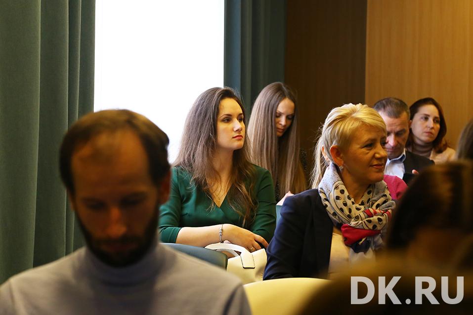 Семинар DK «Digital-продвижение вашего бизнеса». Как это было? Фоторепортаж 9
