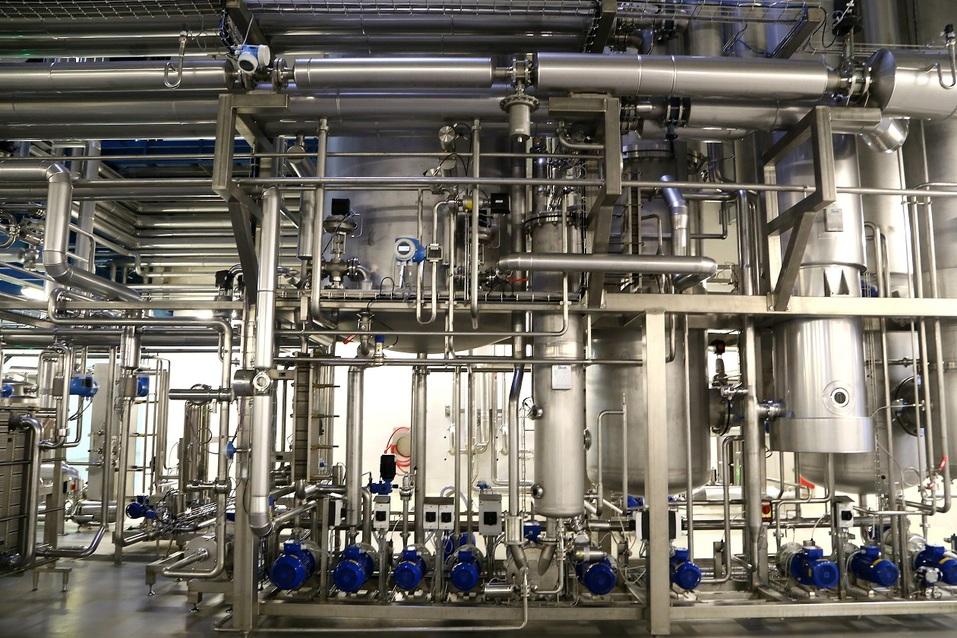 Как работает пивоварня Heineken  в Нижнем Новгороде. Фоторепортаж 2