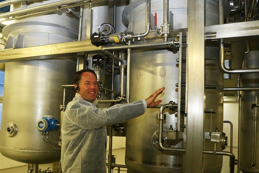 Как работает пивоварня Heineken  в Нижнем Новгороде. Фоторепортаж 5
