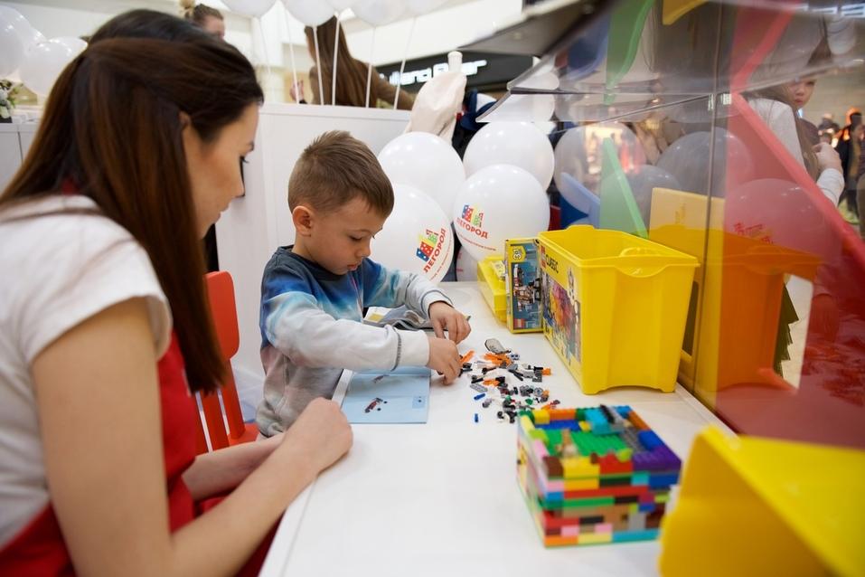 Пять причин выбрать LEGO для своего ребенка 1