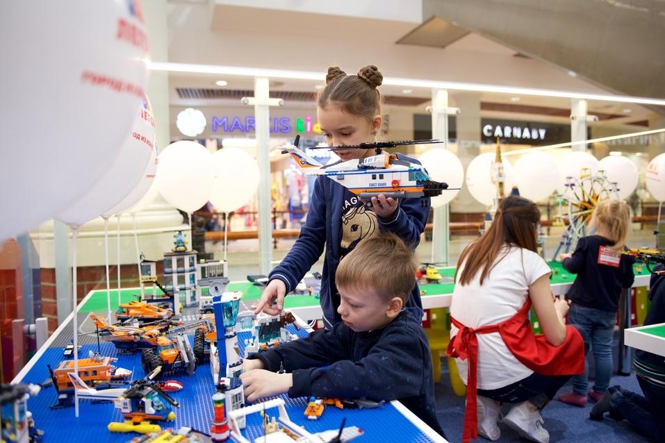 Пять причин выбрать LEGO для своего ребенка 2