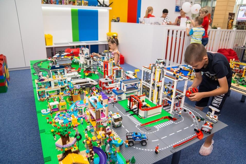 Пять причин выбрать LEGO для своего ребенка 4