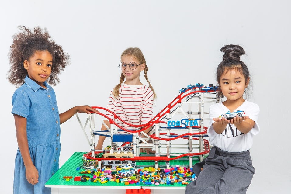 Пять причин выбрать LEGO для своего ребенка 5