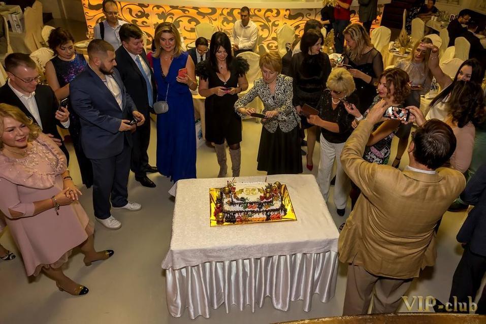 Общественное объединение «VIP-club» отпраздновало 25 лет со дня основания 9