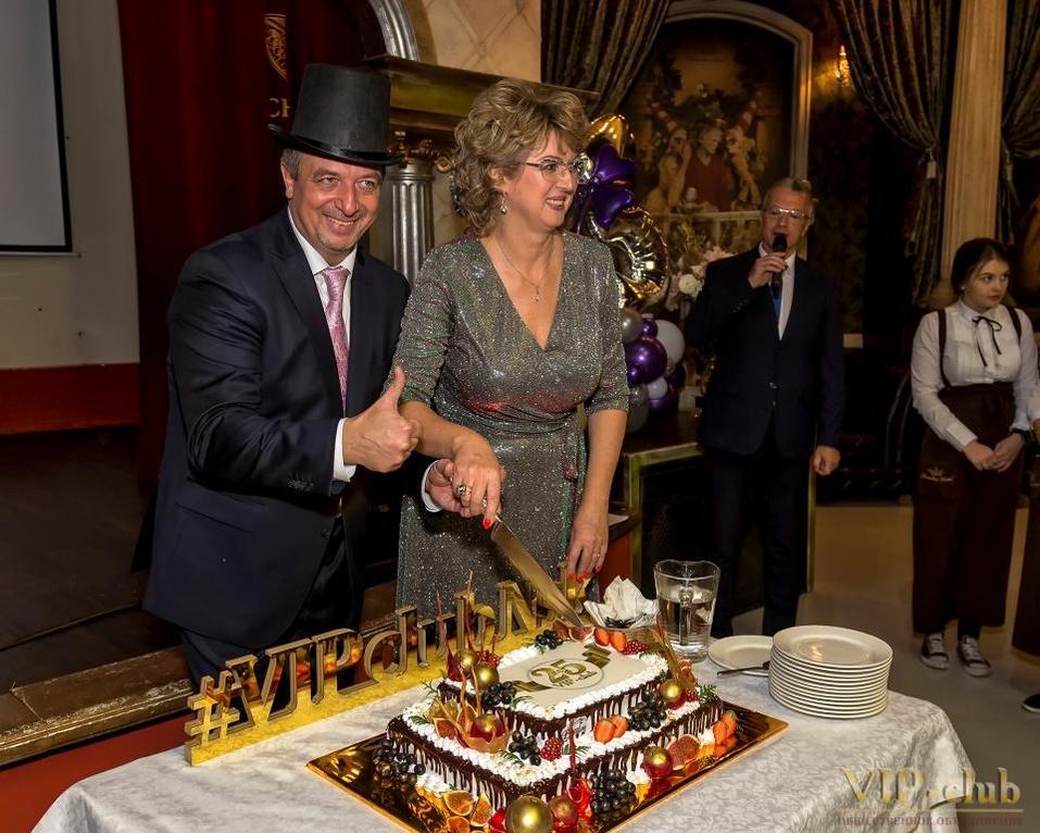 Общественное объединение «VIP-club» отпраздновало 25 лет со дня основания 39