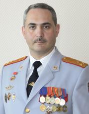 Путин назначил руководителя Сибирского юридического института МВД в Красноярске 1
