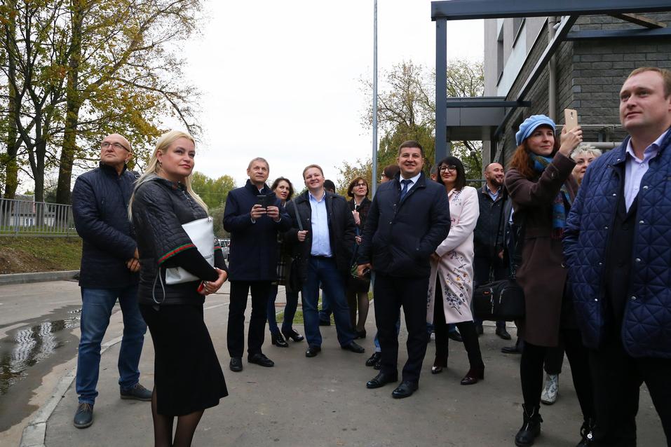 Нижегородский проект «может стать образцом для многоквартирного строительства в стране» 4