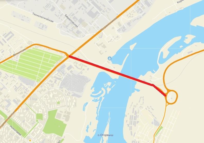 В Красноярске перекроют мост 777 и еще несколько дорог 2