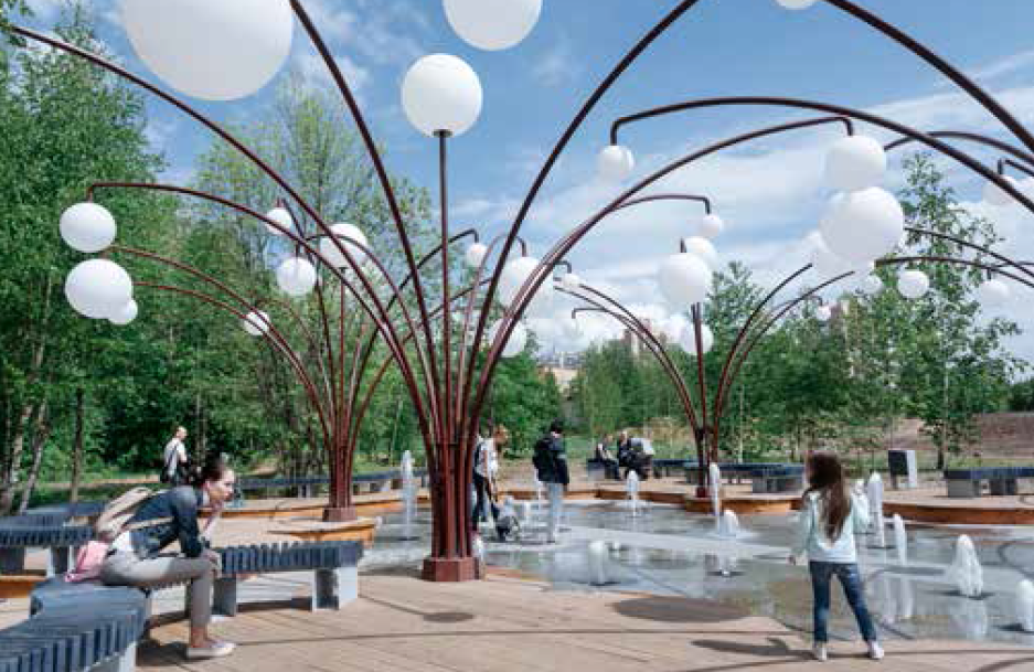 «Сделай красивые урбан-парки — и молодежь перестанет уезжать» — Вахтанг Чикаберидзе 1