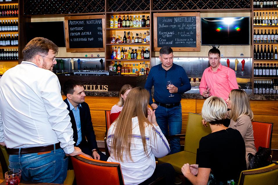 Вышли в офлайн: в Красноярске открылся клуб IT-директоров 5