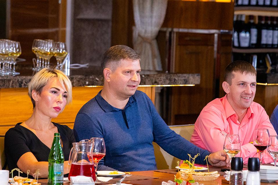 Вышли в офлайн: в Красноярске открылся клуб IT-директоров 8