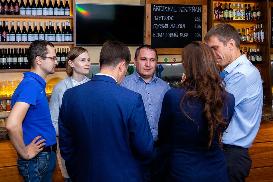 Вышли в офлайн: в Красноярске открылся клуб IT-директоров 9