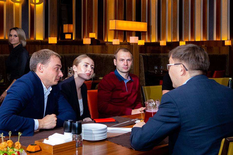 Вышли в офлайн: в Красноярске открылся клуб IT-директоров 10
