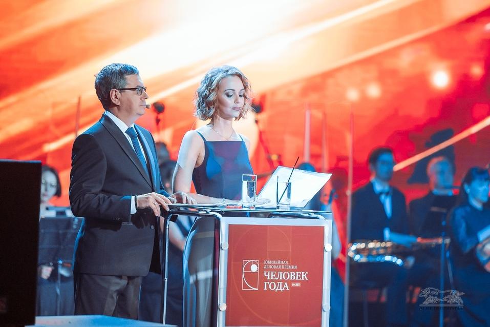 Вперед в будущее. Как в Екатеринбурге вручали премию «Человек года — 2019» / РЕПОРТАЖ 8