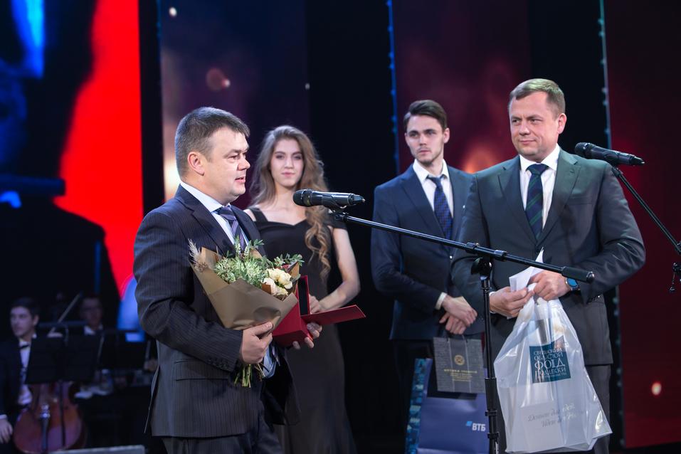 Вперед в будущее. Как в Екатеринбурге вручали премию «Человек года — 2019» / РЕПОРТАЖ 13