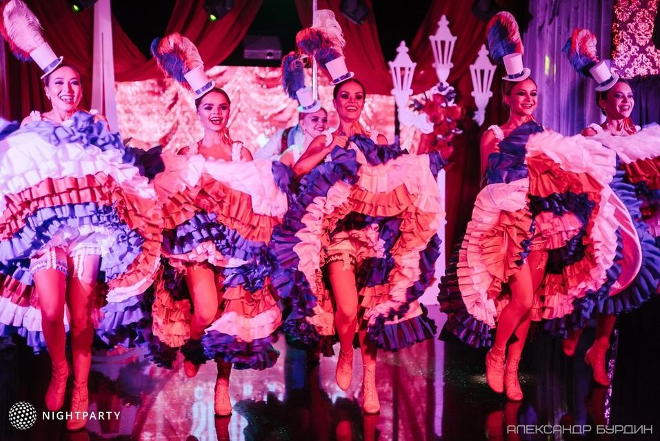 Кабаре Show Girls приглашает на открытие нового сезона! 2