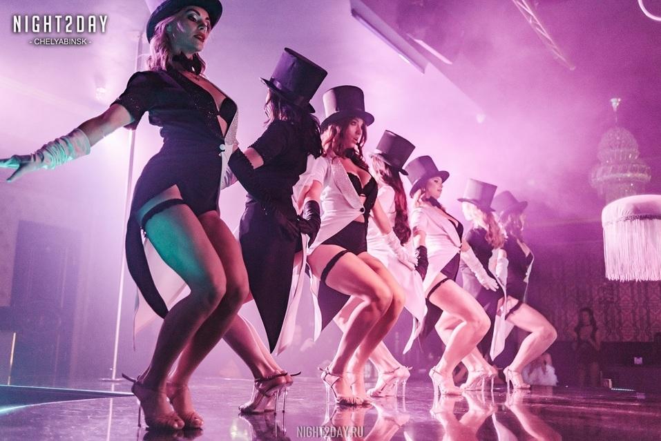 Кабаре Show Girls приглашает на открытие нового сезона! 8
