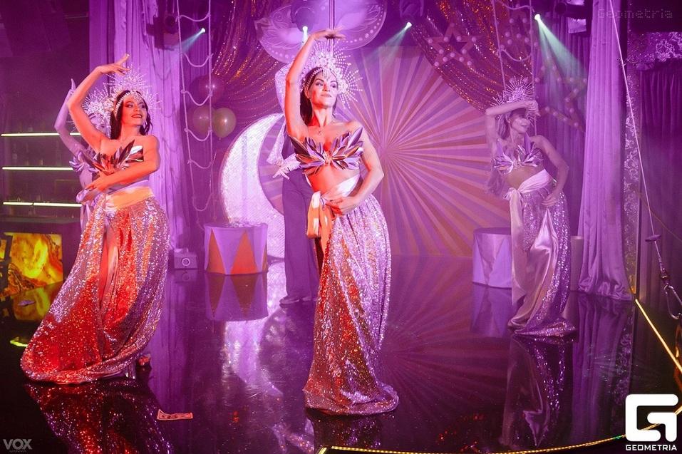 Кабаре Show Girls приглашает на открытие нового сезона! 1
