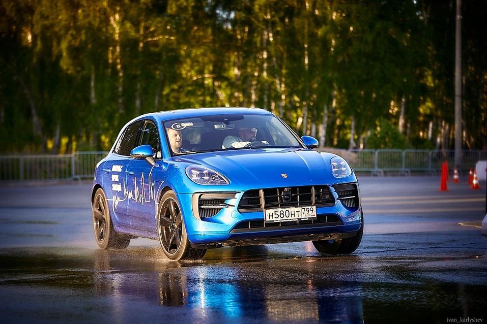6 причин выбрать новый Porsche Macan  6