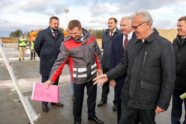 Пропускная способность красноярского аэропорта вырастет вдвое. — Александр Усс 1