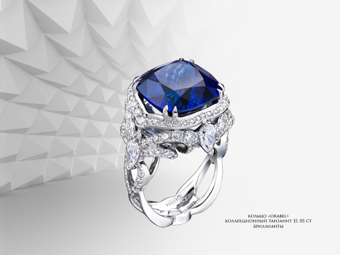 TULUPOV jewelry